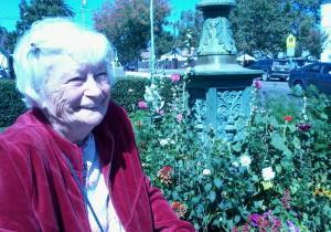 June-one of mom's dear friends back in Denver