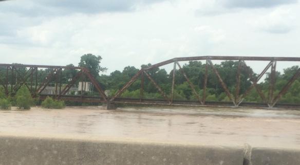 aaflood bridge