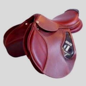 Jumper saddle-rounder, shorter flap